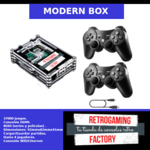Consola MODERN BOX 128GB