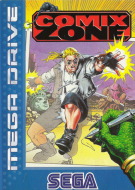 Comix Zone - Retrogaming Factory, tu tienda de consolas RETRO