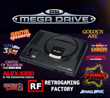 Los 18 Juegos de Mega Drive que no pasan de moda