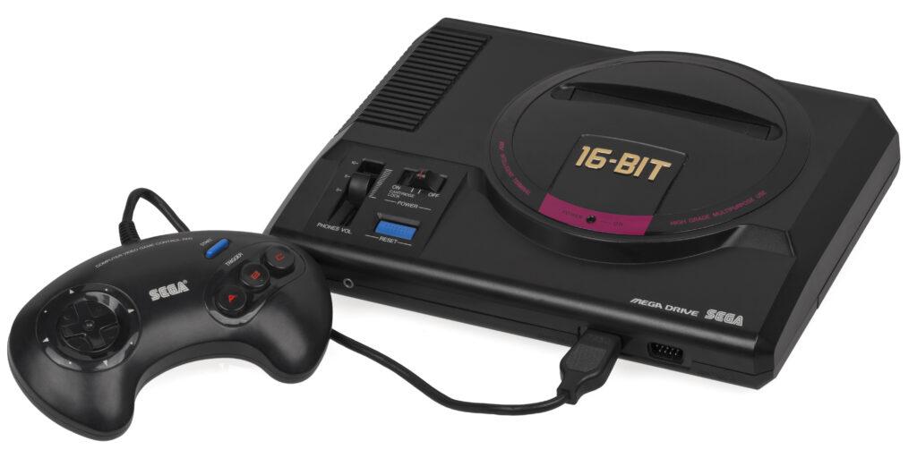 Juegos Sega Mega Drive